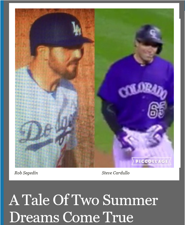 A Tale Of Two Summer Dreams Come True
